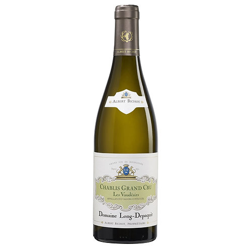 Albert Bichot Chablis Grand Cru Vaudesires Blc Dom. Long-Depaquit, France 2016