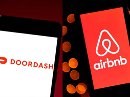 Airbnb & Doordash Deliver | Small Caps Excel