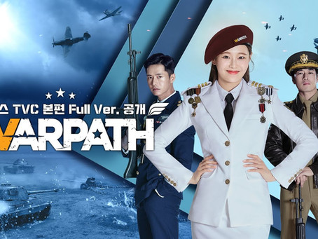 [ENG] Chuu X WARPATH Full CF (210915)