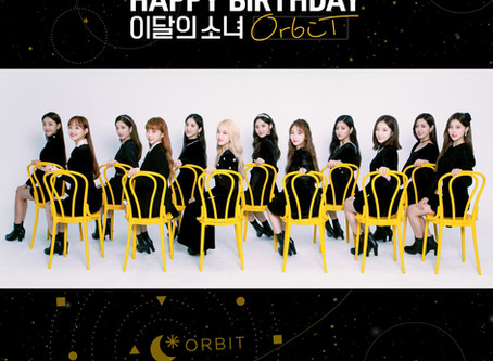 [Fancafe] Orbits 2nd Anniversary Member Replies - Go Won & Olivia Hye (200710)