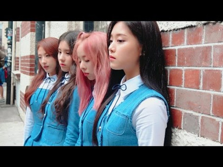 [ENG] LOONA Teasers (2016-18)
