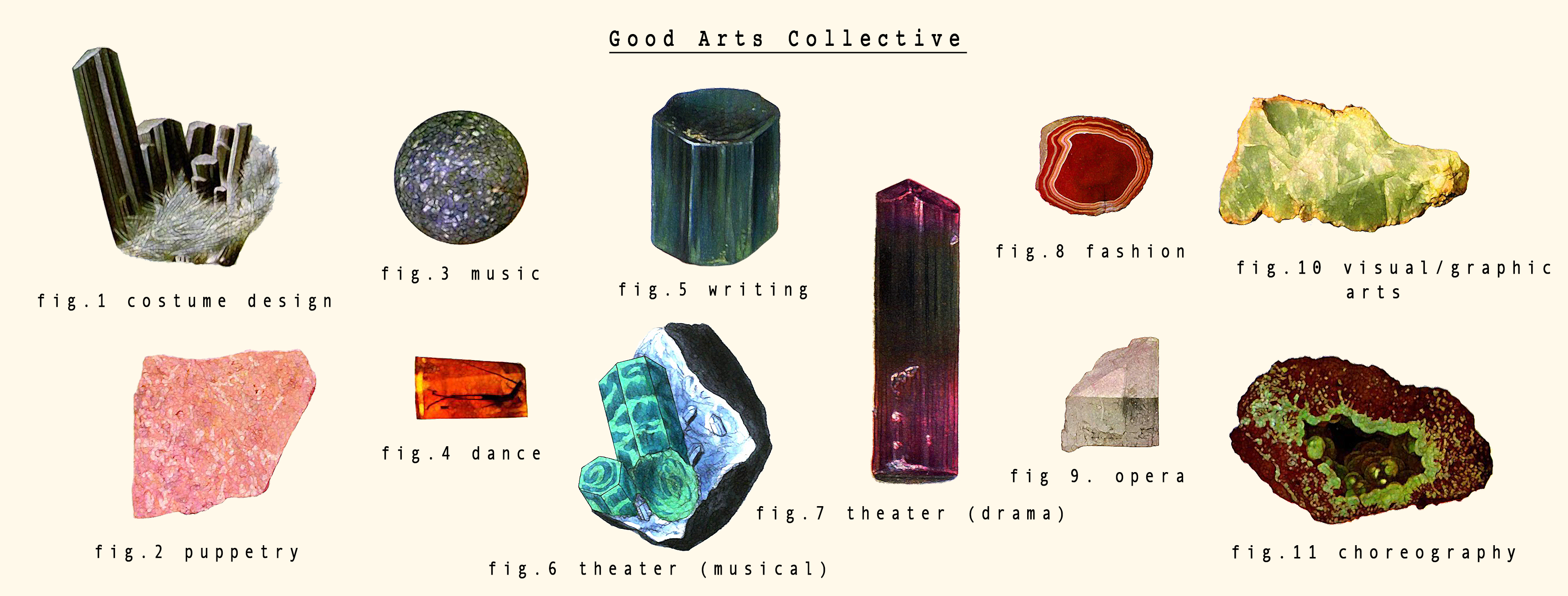 Good Arts Collective Website