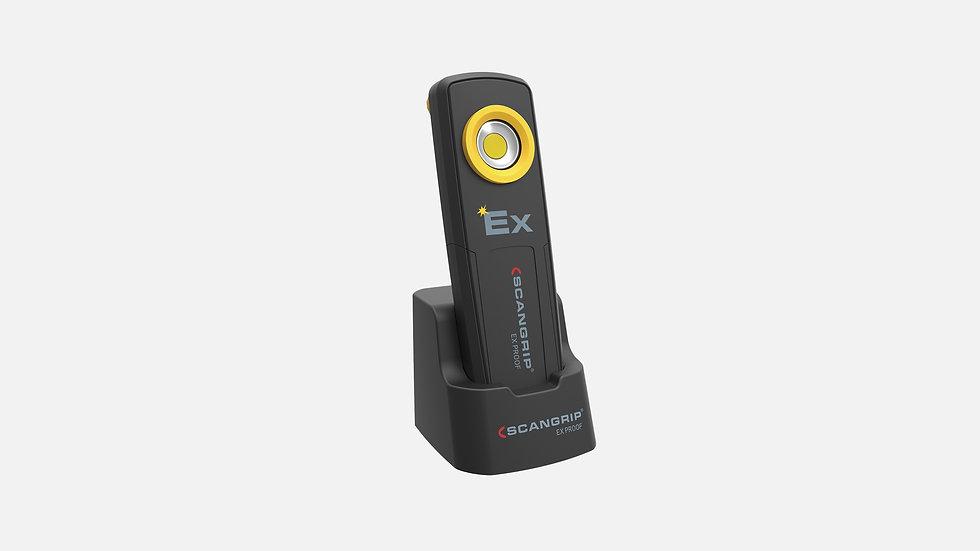 Scangrip Uni-EX rechargeable C.O.B. LED work light