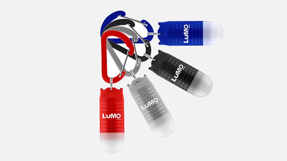 NEBO Lumo Clip Light