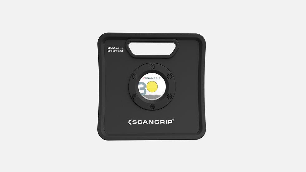 Scangrip NOVA 3K C+R all-round work light rechargeable