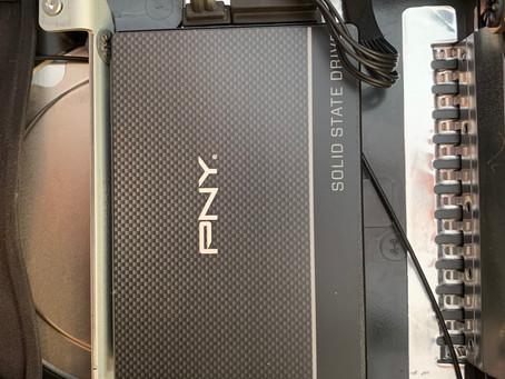 Imac upgrade Hard Drive to SSD