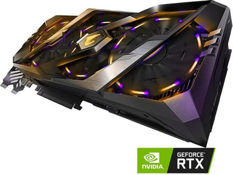 Losing monitors on RTX 2080?