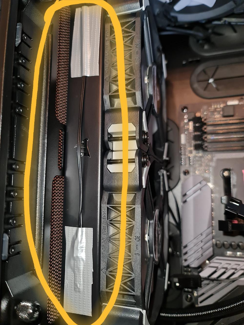 Heat Sensor Thermocouple