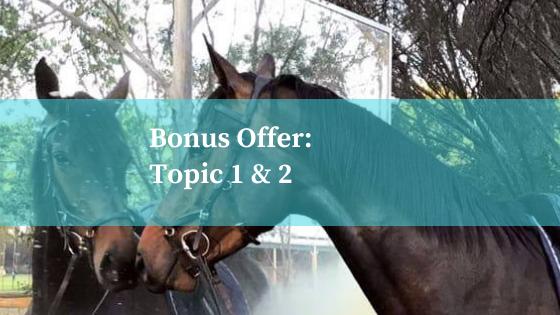 Bonus Offer: Topic 1 & 2