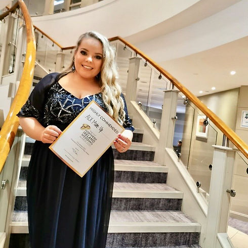 award-winning bridal makeup artist ni