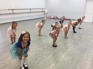 dance ballet tap