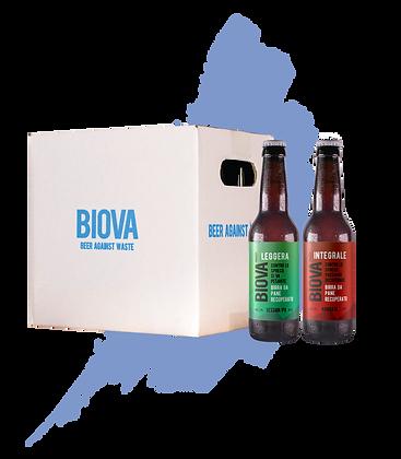 biova bundle leggera & integrale 6x6
