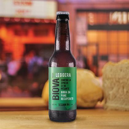 biova bread beer leggera x12