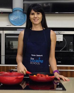 chef Sasha Zambetti