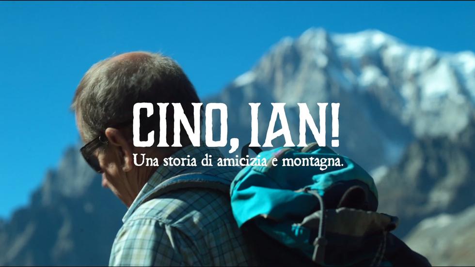 Cino, Ian!