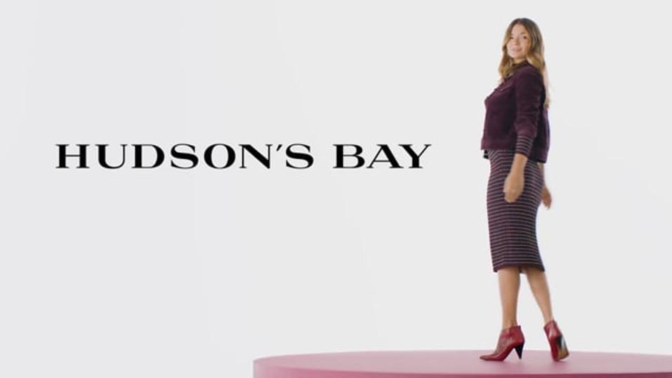 Hudsons Bay Company - Black Friday's Back