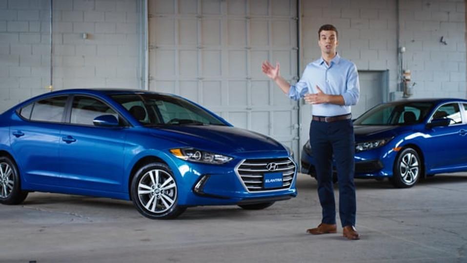 Hyundai: Elantra VS. Honda Civic