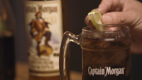Captain Morgan: #LikeACaptain