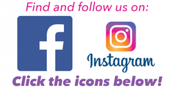 Find us on FB and IG