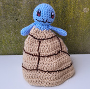 Squirtle Baby Blanket