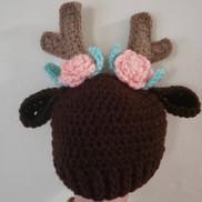 Baby reindeer hat