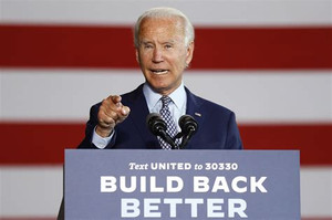 "A look at Biden's ""Build Back Better"" plan for renewable energy"
