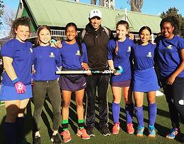 Jules, Amy, AA, Coach Ryan, Torey,Laylaa, Grace