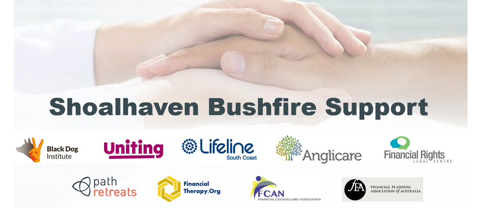 Shoalhaven Bushfire Support