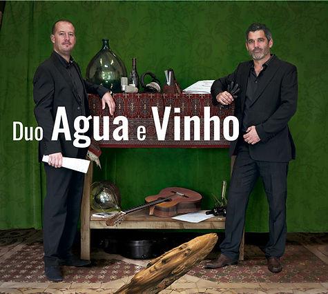 Duo de guitare | Agua e Vinho