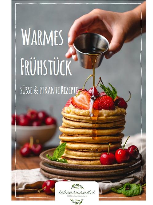 Warmes Frühstück - süße & pikante TCM Rezepte PDF