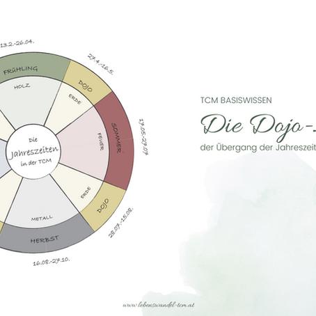 Die Dojo-Zeit – der Übergang der Jahreszeiten