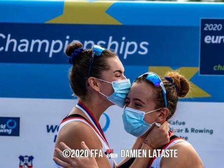 Gaia Umbra Chiavini participera avec l'Equipe de France au Championnat du Monde Junior en Bulgarie