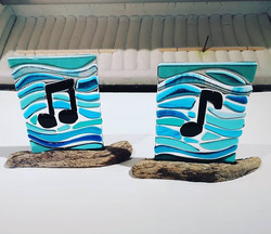 Miranda wanted to combine sea and music