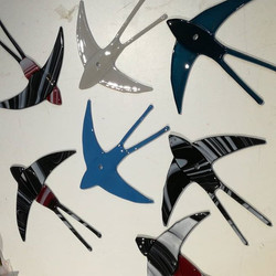 Swallows have been popular to make on ou