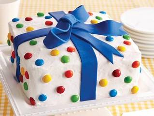 Hubby Birthday To Us!