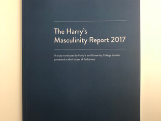 The Harry's Masculinity Report 2017