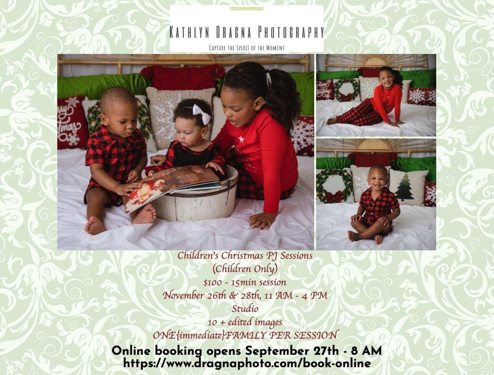 Children's Christmas PJ 2021