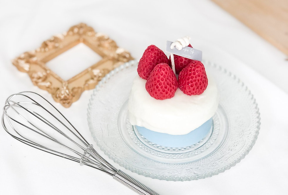 蛋糕蠟燭工作坊