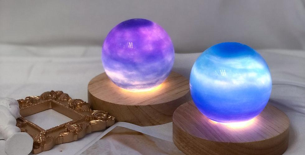 星球蠟燭/星球蠟燭燈工作坊