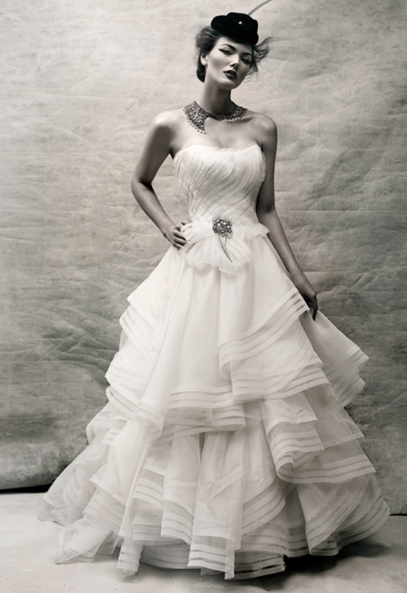 Edgy Wedding Dress Ideas