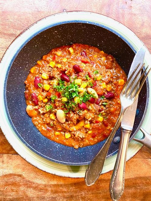 Chili con Carne von Schachner & Spehr