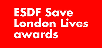 ESDF Save London Lives logo