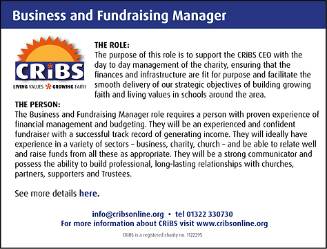 Business Fundraising Manager small ad Ma