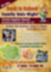 CRiBS Quiz Night Oct 2020 flyer