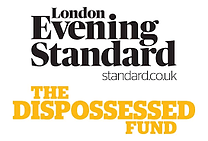 Evening Standard Disposessed fund logo