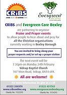 Prayer Evening flyer