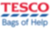 Tesco Bag of Help logo