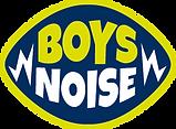 Boys Noise interventon programme logo