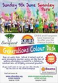 Colour dash 2019 flyer