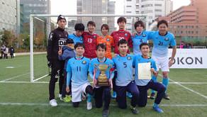 ブラインドサッカー東日本リーグ第7節優勝決定戦レポート